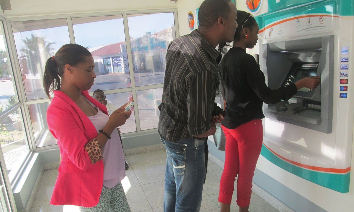 The Villager-. . . but FNB Rundu stinks- online survey