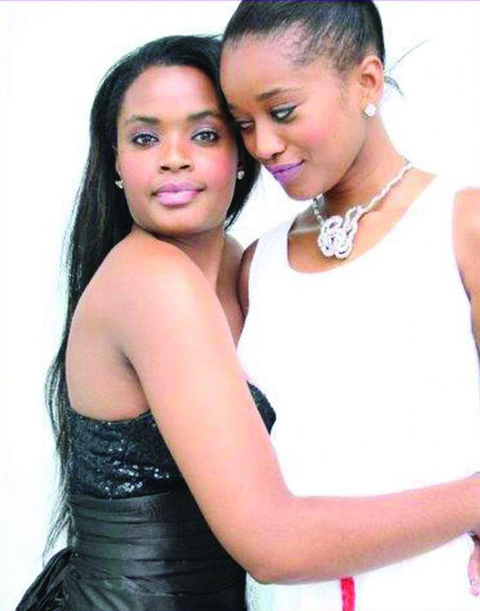 Dillish Mathew and Maria Nepembe