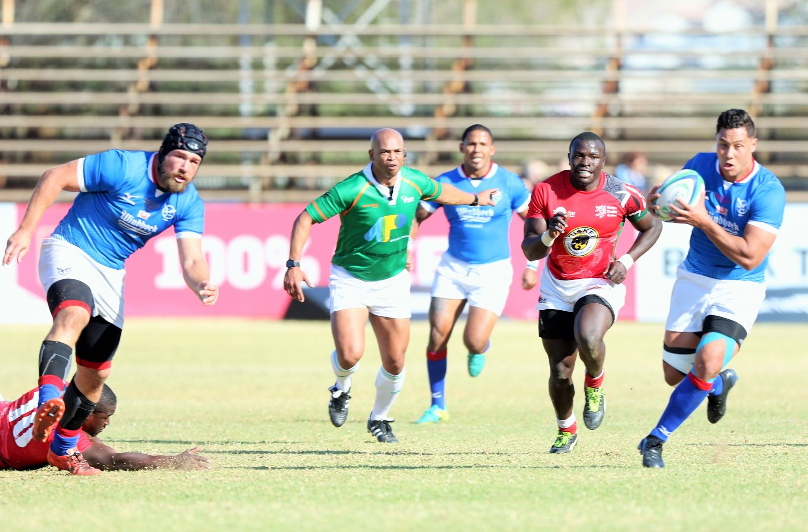 Kenya joins Canada, Germany and Hong Kong in Rugby World Cup repechage