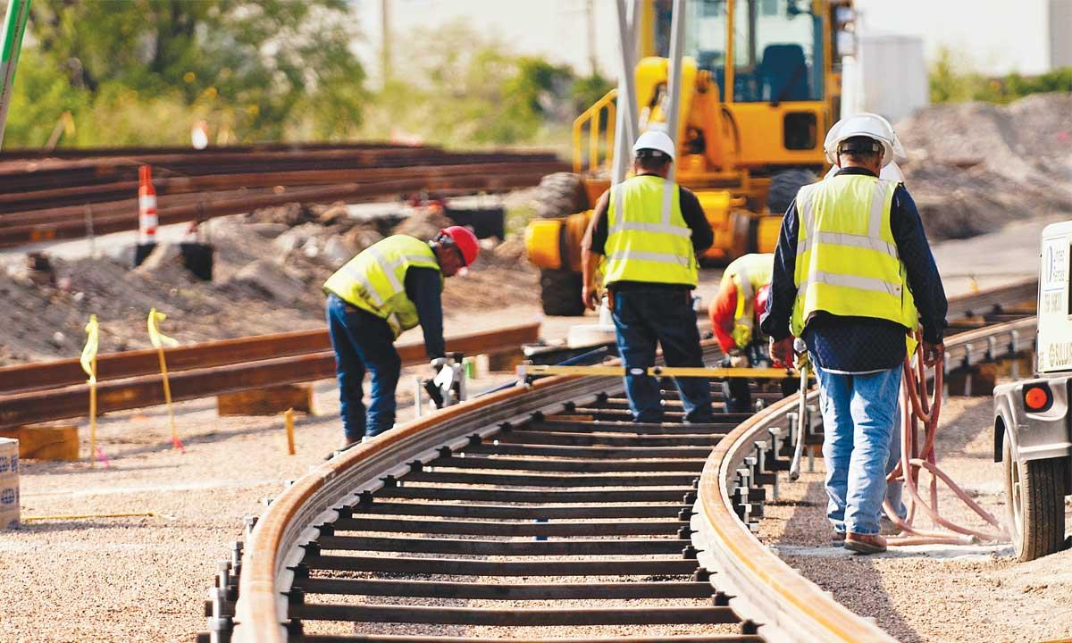 The Villager Trans Kalahari Railway Projects Hits Snag