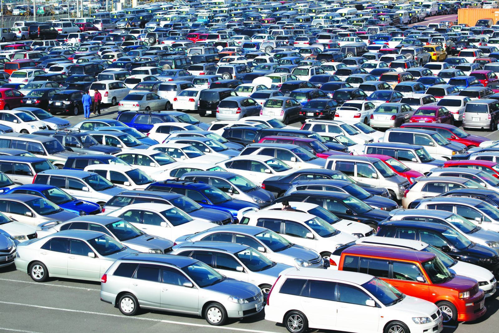 Government Auctions Cars: The Villager-Government Auctions 800 Cars In One Year